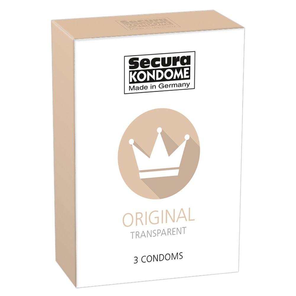 Préservatifs Original Boîte de 3