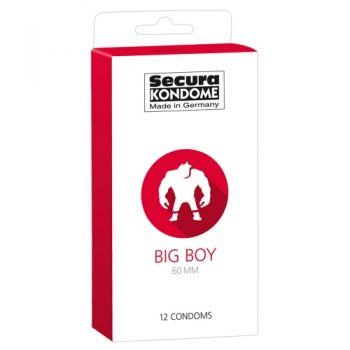Préservatifs Big Boy Boîte de 12