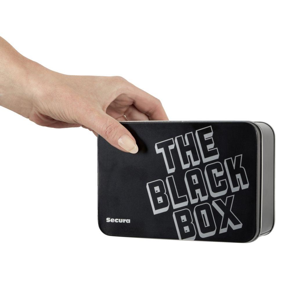 Préservatifs The Black Box Boîte de 50