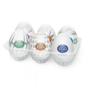 Tenga Egg Hard Boiled