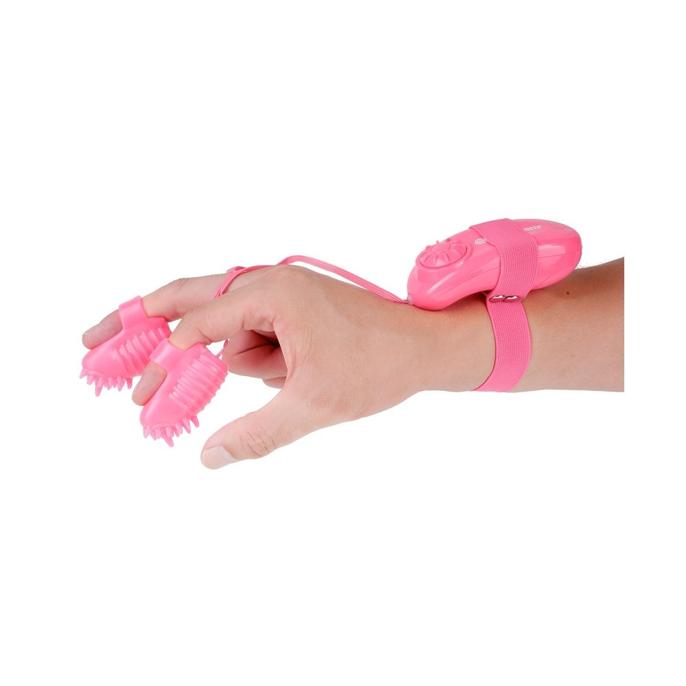 Doigt Vibrant Magic Touch Finger Fun NEON