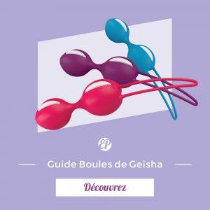 guide boules de geisha