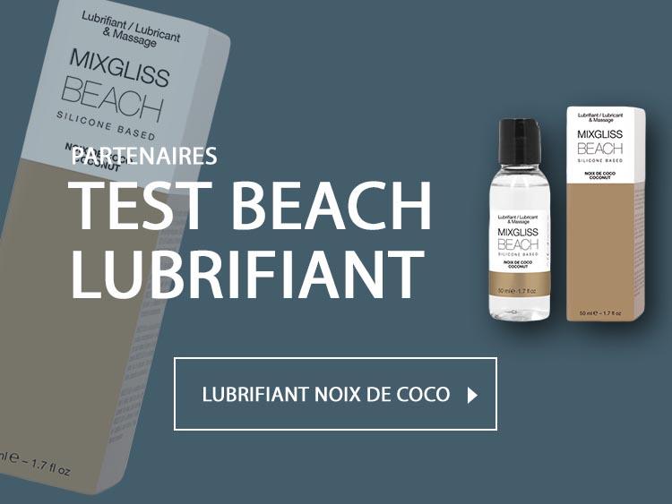 lubrifiant coco
