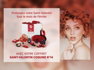 Coffret n°14 Saint Valentin