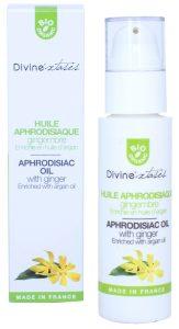divinextases huile aphrodisiaque bio