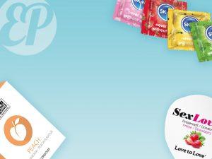 préservatifs aromatisés