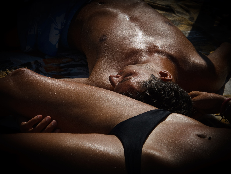 Couple lit