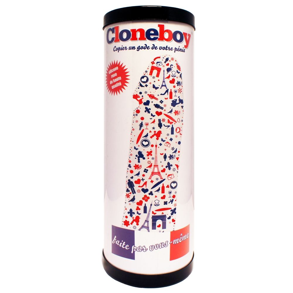 Cloneboy édition france - espaceplaisir