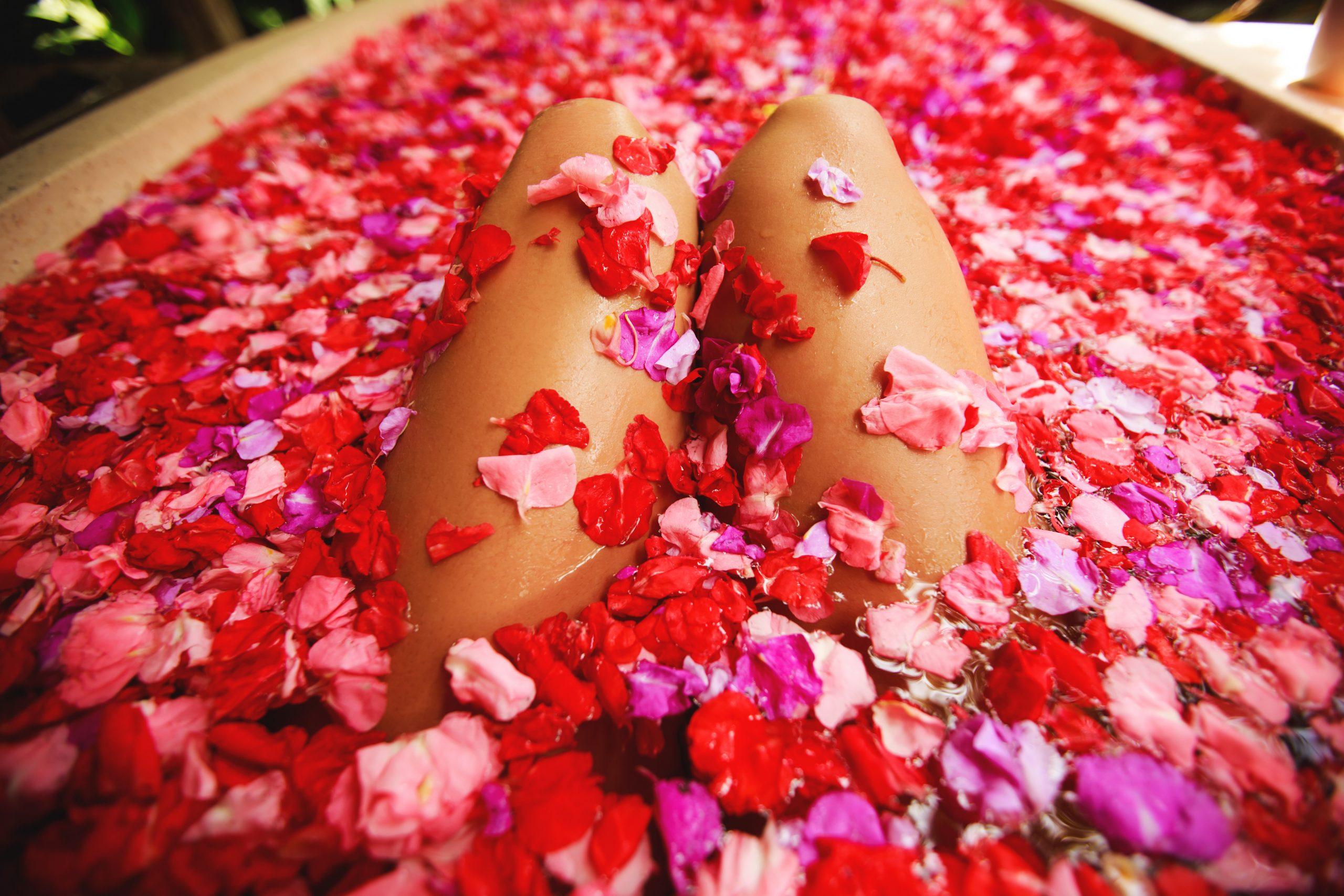 bain-moussant-petales-de-rose