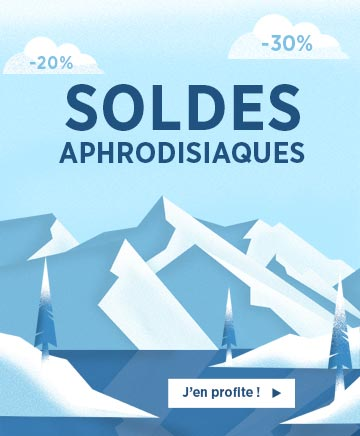 Soldes Aphrodisiaques