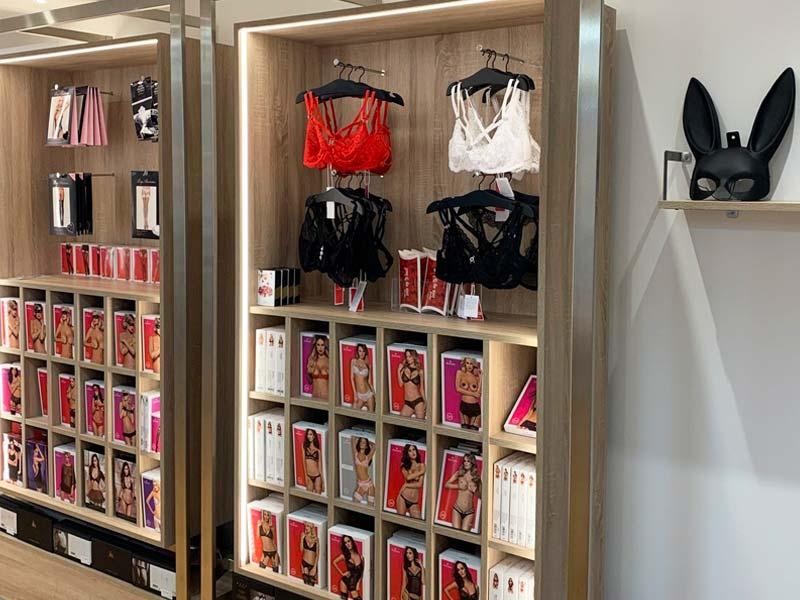 Notre boutique espaceplaisir à Lille