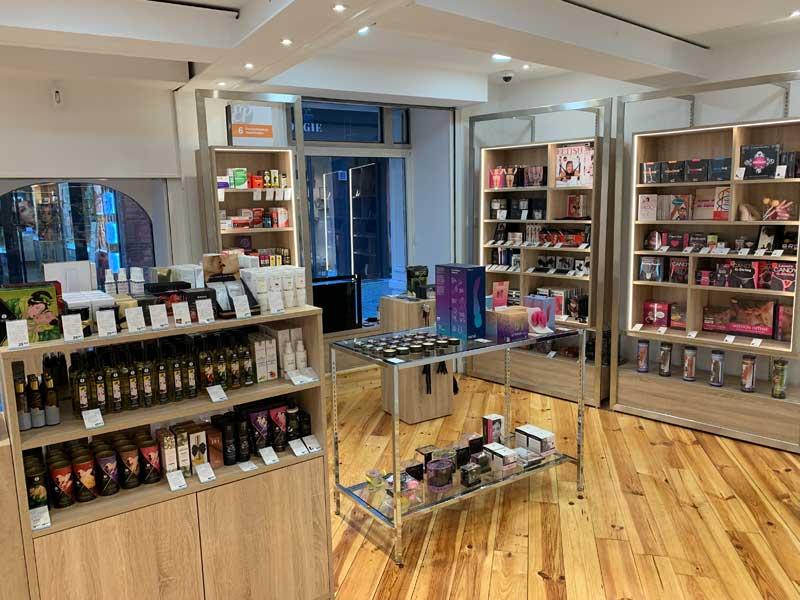 Notre boutique espaceplaisir à Toulouse